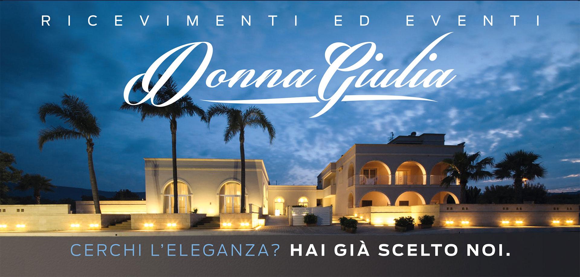 Donna Giulia - Sala Ricevimenti